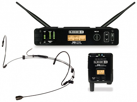 LINE 6 XD-V75HS (BLK) – фото 1