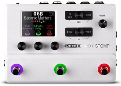 LINE 6 HX STOMP LIMITED EDITION STORMTROOPER WHITE